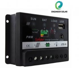 LTD-H SERIES 12/24V SOLAR CHARGE CONTROLLER WITH USB 5.0V