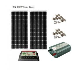 200W Off-Grid Kit