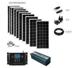 1000W Off-Grid Kit