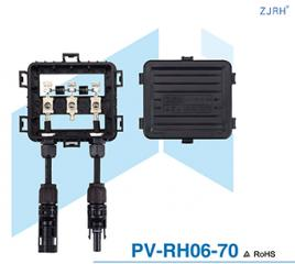 ZHRH PV-RH06-70 2 Diodes Panel Junction Box