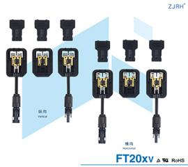 FT20xv Female and Male type Junction Box